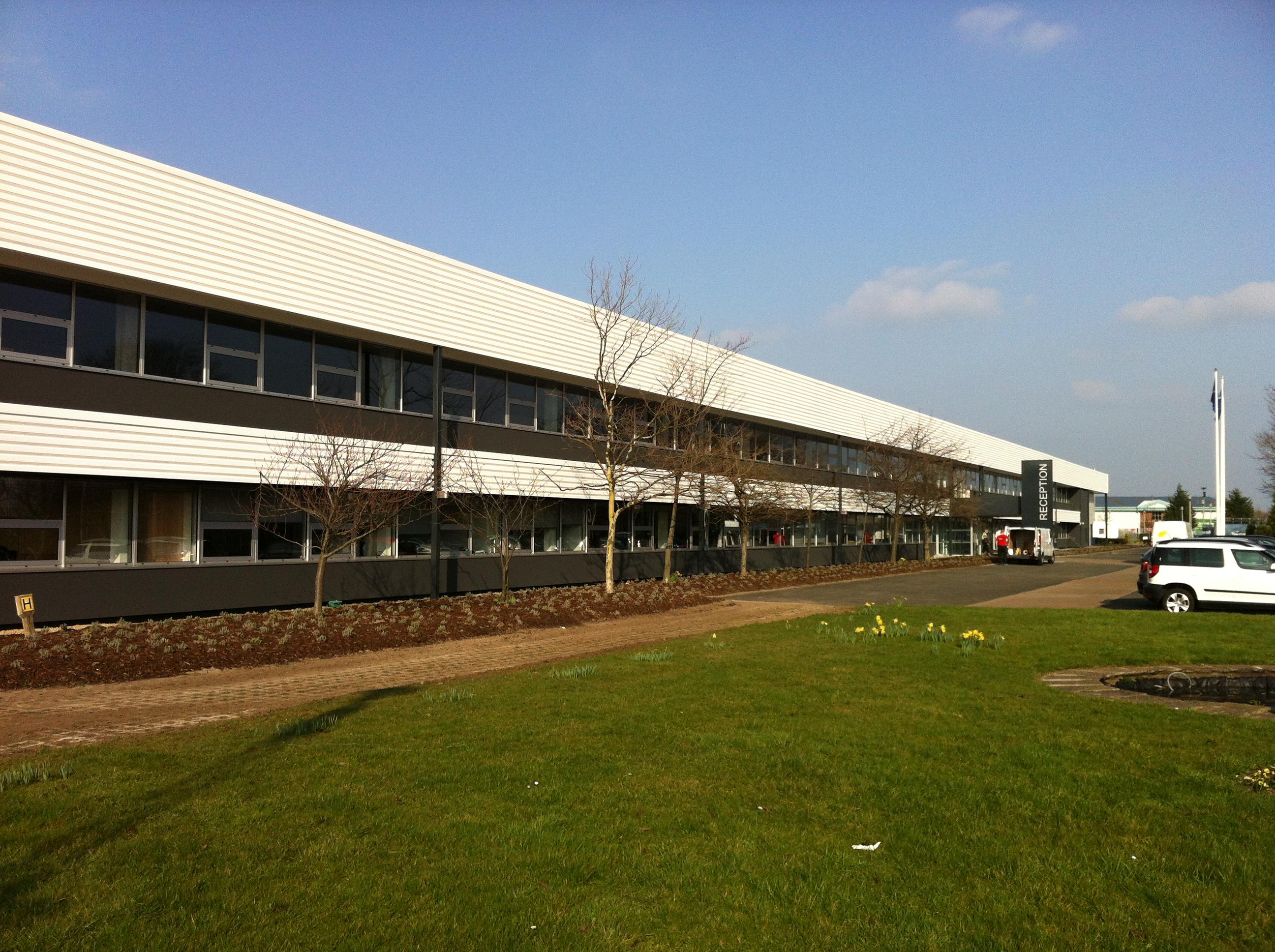 Grundfos Factory